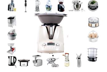 Máy nấu ăn đa năng ALLDA 1000
