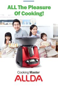 Máy nấu ăn đa năng ALLDA-1000