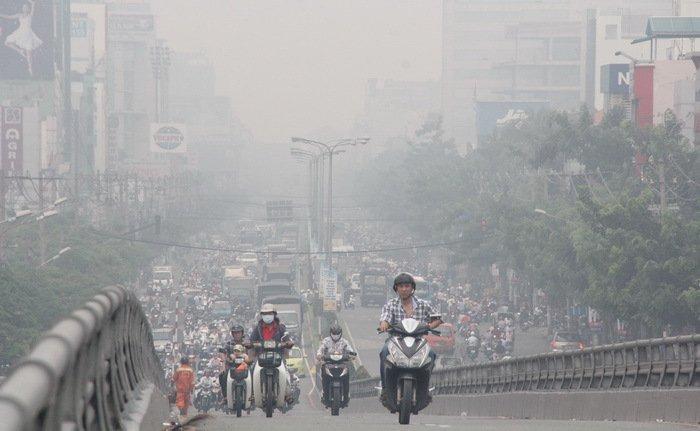 Ảnh hưởng của chất lượng không khí tới sức khỏe