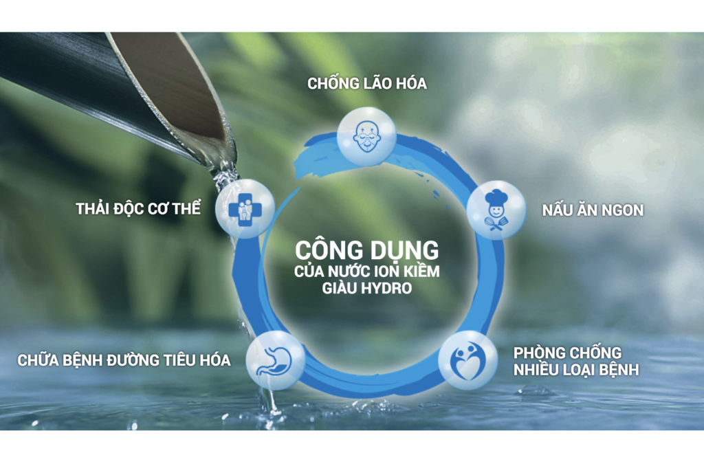 Nên uống bao nhiêu nước ion kiềm mỗi ngày là đủ? - Công ty TNHH xuất nhập  khẩu và thương mại Đức Hải