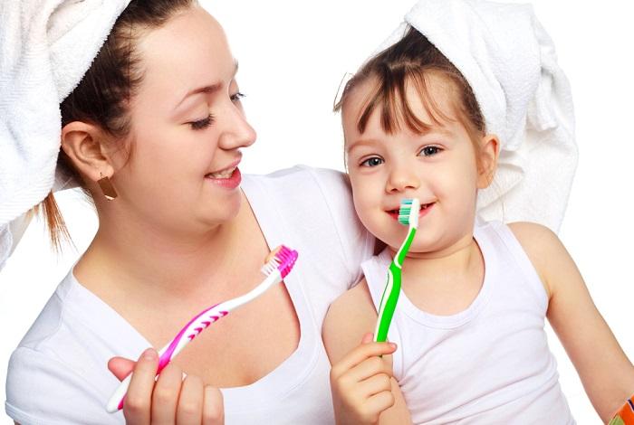 phòng ngừa sâu răng cho trẻ