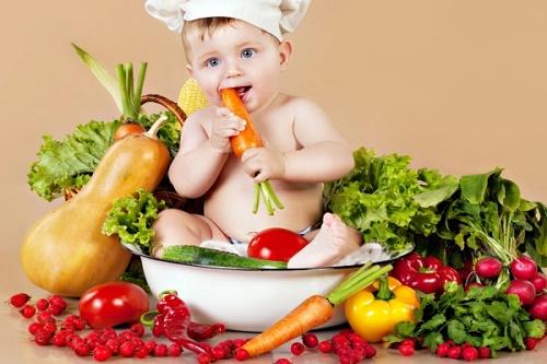 Đảm bảo chế độ dinh dưỡng cho trẻ